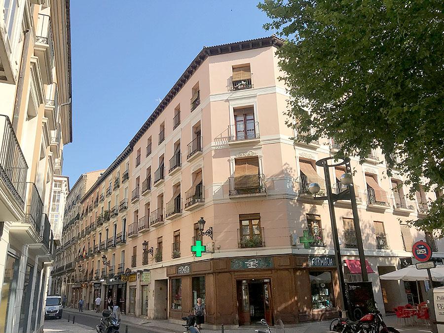 FCQ Sede de Zaragoza