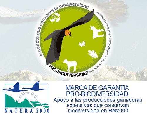 Marca de garantía Pro-Biodiversidad