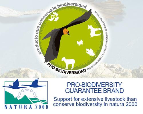 Pro-Biodiversitu guarantee brand