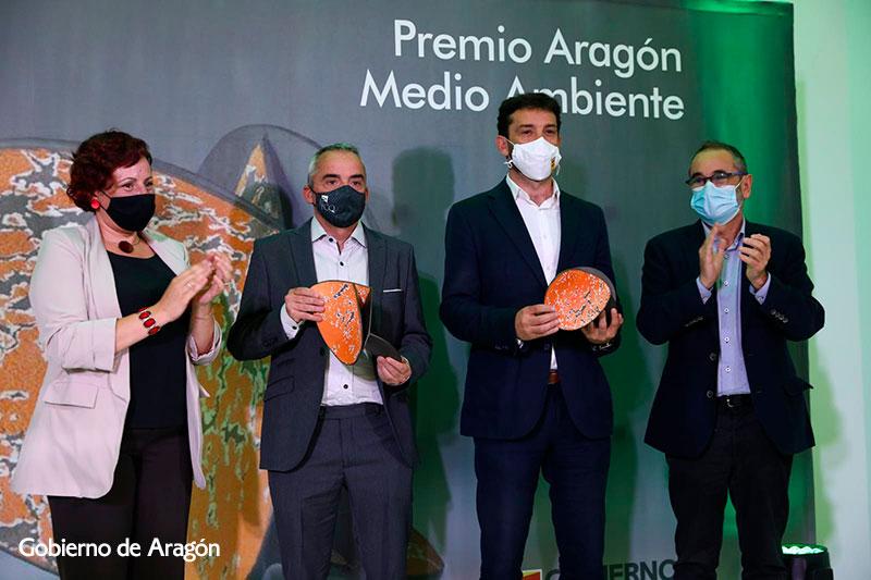 PREMIO ARAGÓN MEDIO AMBIENTE 2021